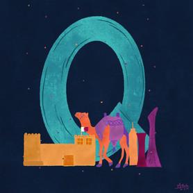 Q for Qatar