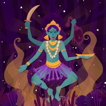 Bhadrakali Folktale