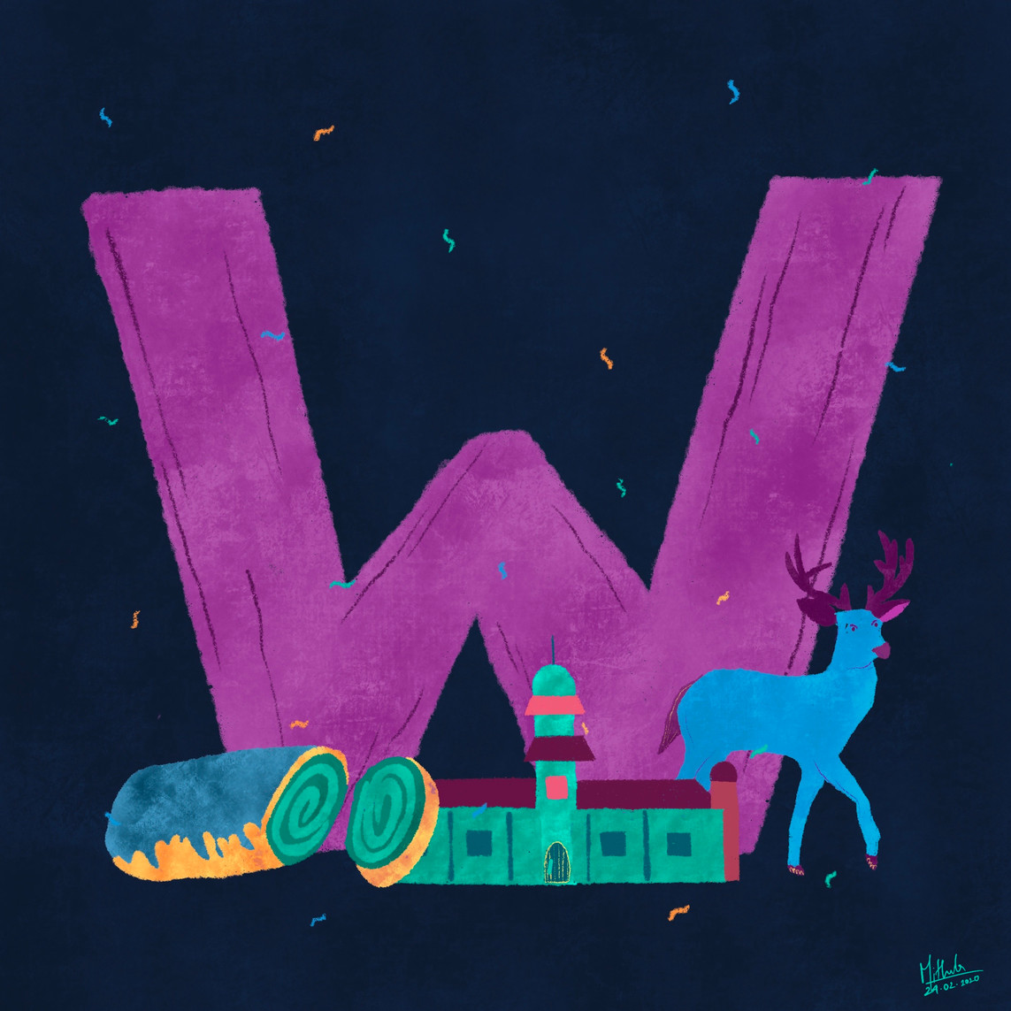 W for Warsaw
