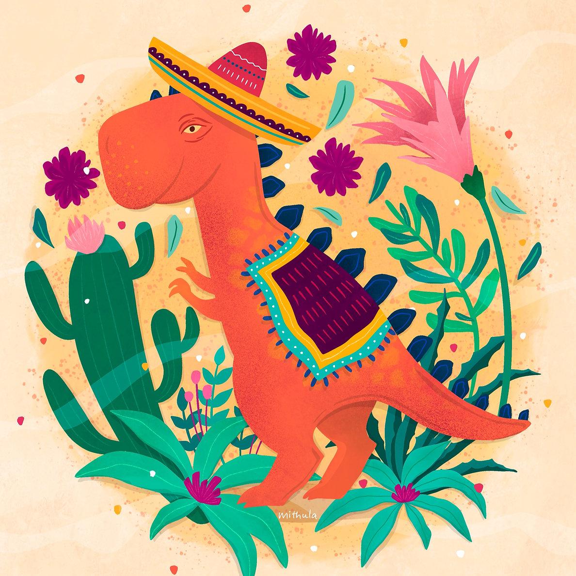 Mexican Dino