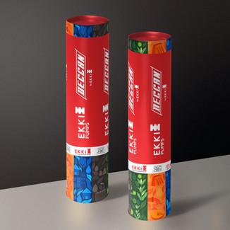 Ekki Pumps Packaging