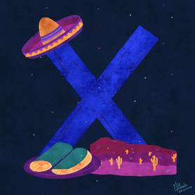 X for Xalupa