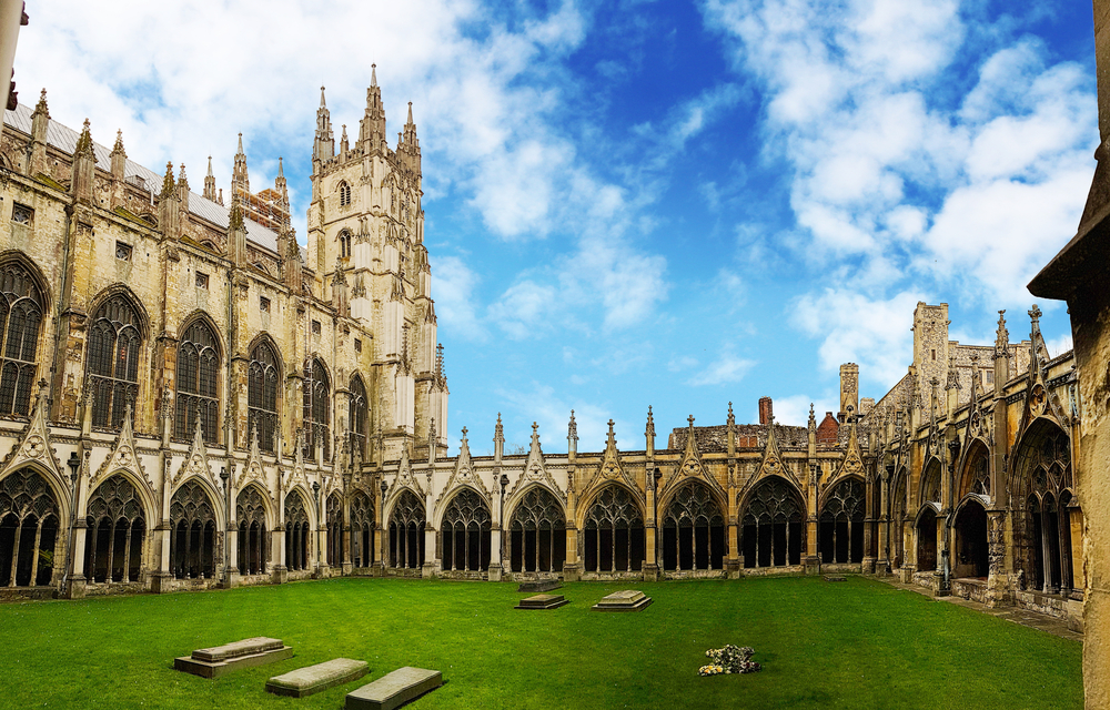 Canterbury - day trips from london by car