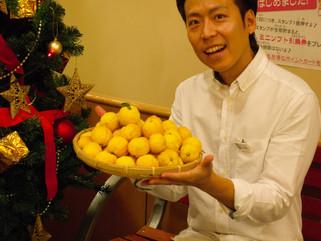 *12月21日・22日は世界一の晩白柚&ゆず風呂*