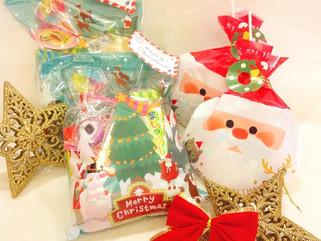 クリスマス限定商品はじめました
