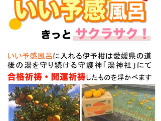 「産経新聞」と「YAHOO!ニュース」にいい予感風呂が紹介されました!