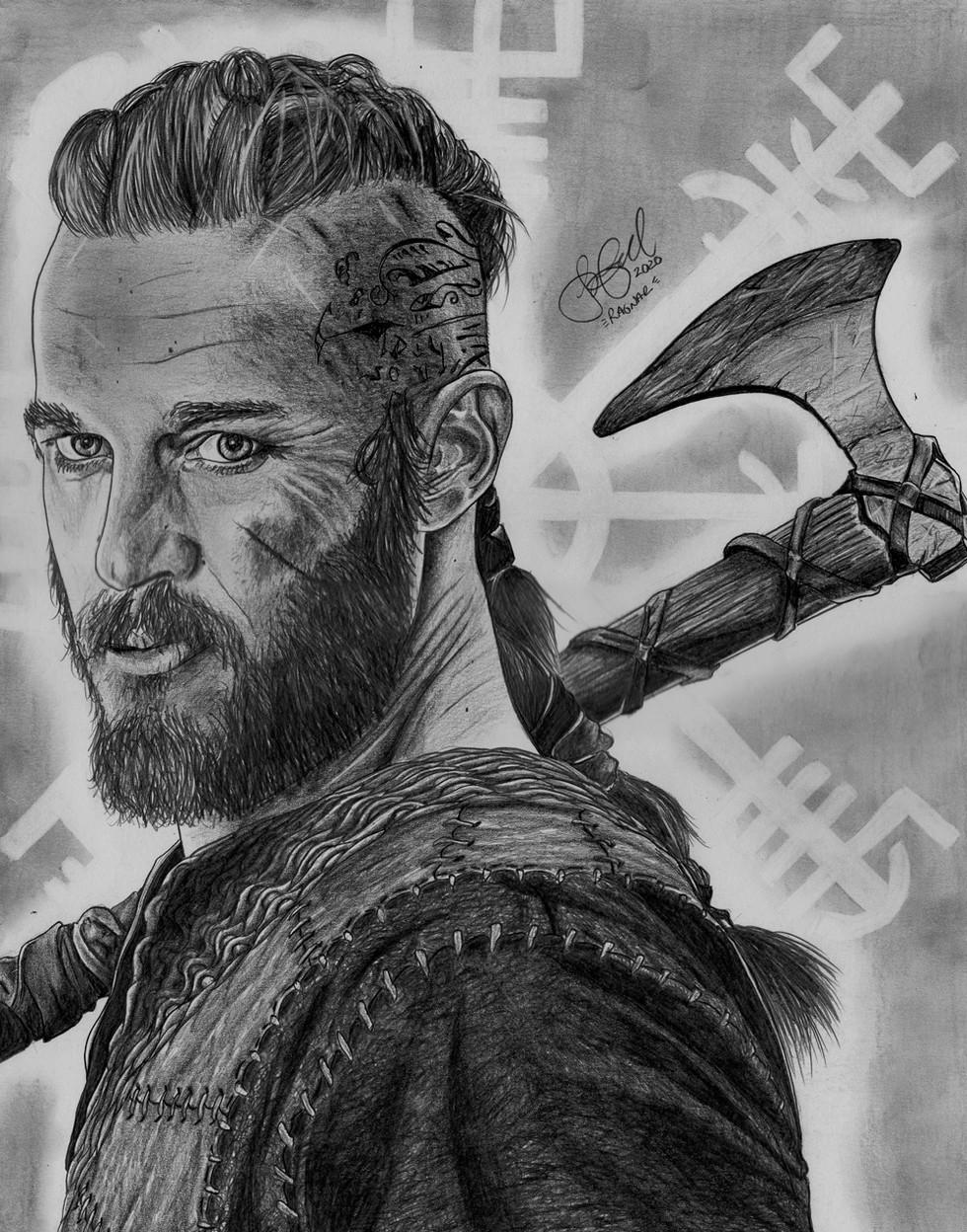 Travis Fimmel (Ragnar Lothbrok)