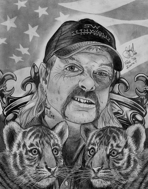Joe Exotic (Tiger King)