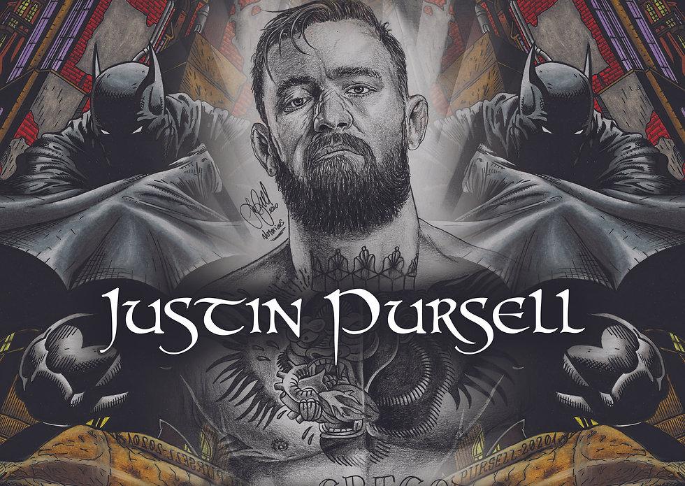Justin Pursell Artwork