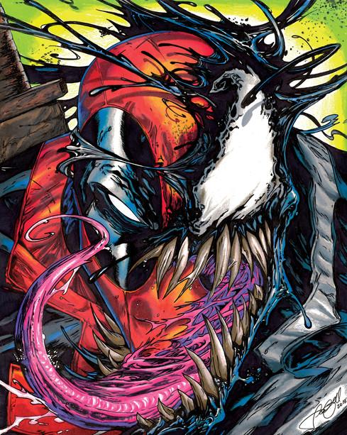 Deadpool & Venom