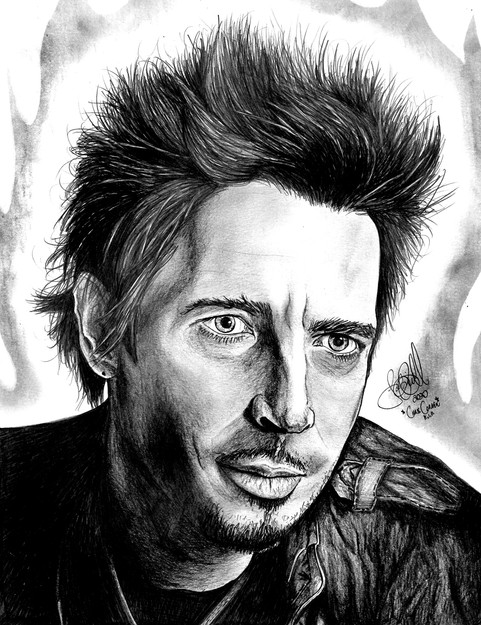 Chris Cornell (Soundgarden/Audioslave)