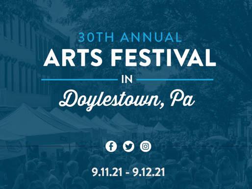 Accepted to Doylestown Arts Festival