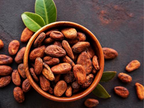 Cacao Tostado en Grano