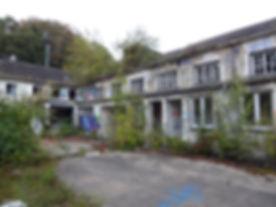 Nicholson Barracks Monchengladach Urban Exploring Urbex Niederrhein Kaserne