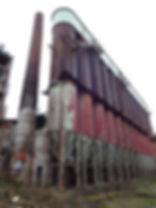 Mineral factory Düsseldorf Hafen Urbex Urban Exploring