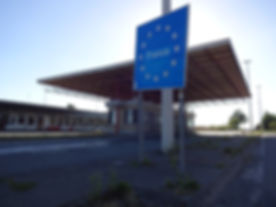 French Belgian Customs Office Urban Exploring