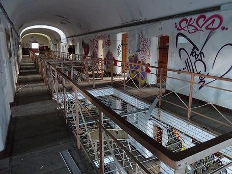 Prison H19 Düsseldorf Urban Exploring Urbex