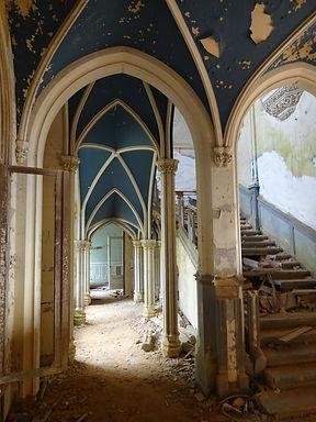 Castle Mirana Chateau Noisy Belgium Urban Exploring Urbex