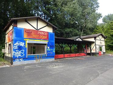 Camelot Theme Park Urban Exploring Urbex