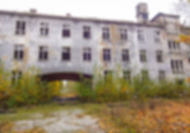 Krampnitz, abandoned Nazi barracks in potsdam
