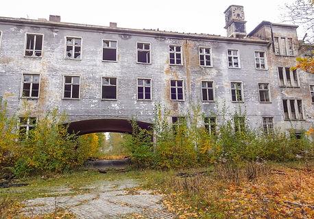 Krampnitz, abandoned Nazi barracks in potsdam