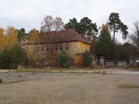 Jüterbog, Adolf Hilter Lager