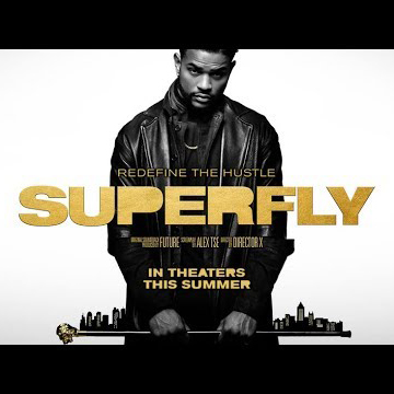 superfly poster