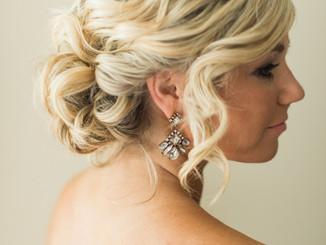 Gorgeous, Easy DIY Wedding Hair.