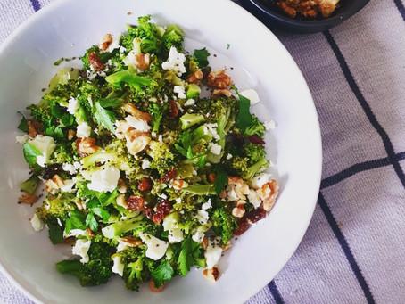 Healthy Antioxidant salad recipe