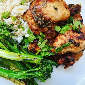 Healthy Satay recipe with a twist