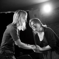 Christy Meyer and Marla Jane Lynch