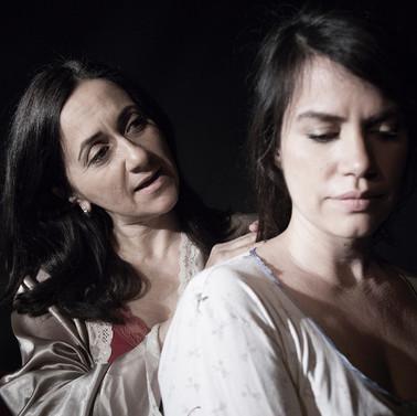 Najla Andrade and Livia Sardao