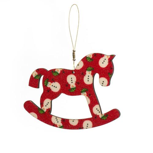 christmas decorations - Horse Christmas Decorations Uk