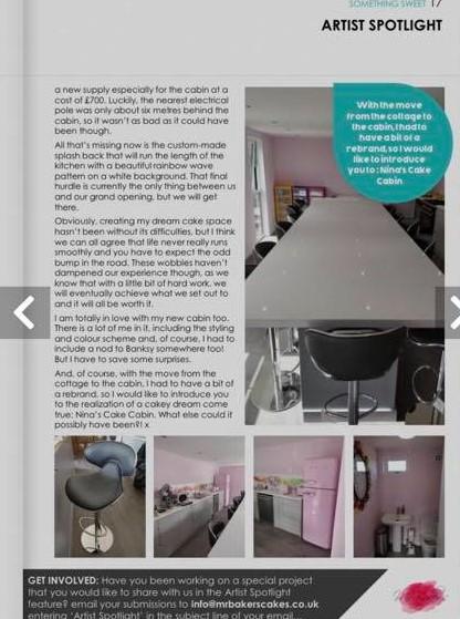 Cupcake Cabin Article