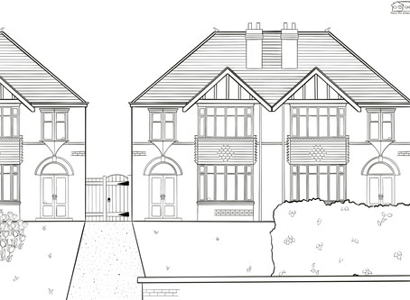 Plans For Extensions Colouring Sheets