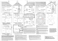 Plans - Existing and Proposed
