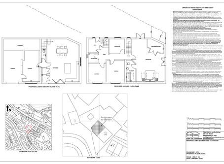 Planning Application Update 13/03/2020