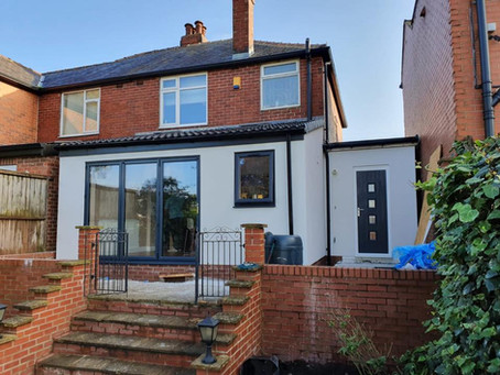 Why you shouldn't wait to start planning your extension