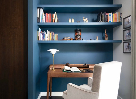 7 Home Office Ideas To Help You Transform Your Own