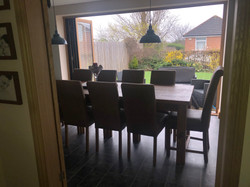 Dining Room In Extension