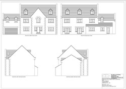 Plans - Existing Elevations