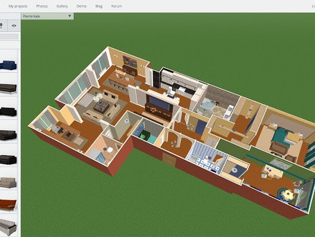 Four Home Design Apps to Help You Design the Interior of Your Extension