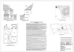 Crowland Road Existing Plan