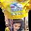 Thumbnail: R.G.S Eagle Henna Powder (Yellow Bag 25 Kgs)