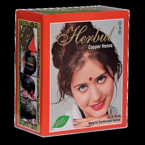 Herbul Copper Henna