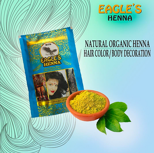 R.G.S Eagle's Henna (100 Gms Pouch )