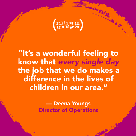 Deena Youngs on Filling the Void: For Connecticut's Children, and Herself