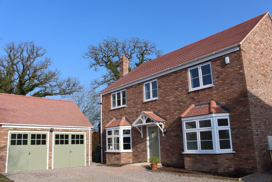 Clara House & Orchard End, Hartpury