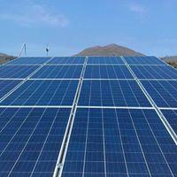 Installation Solar System Off grid Art & Beer Pescadero B.C.S