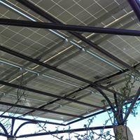 System Solar Off Grid Pesadero BCS